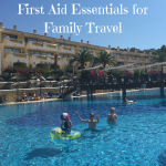 First Aid Essentials for Family Travel