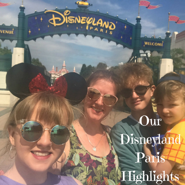 disneyland highlights