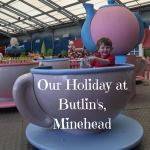 Our Holiday at Butlin's, Minehead