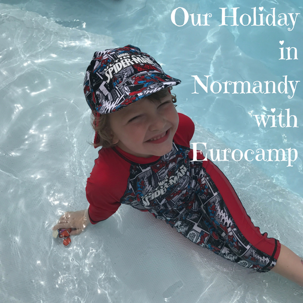 Our Holiday in Normandy with Eurocamp