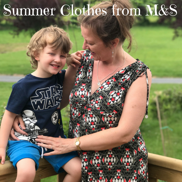 Summer clothes from m&s