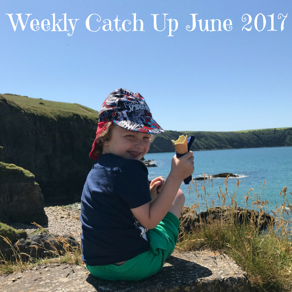 Weekly Catch Up June 2017