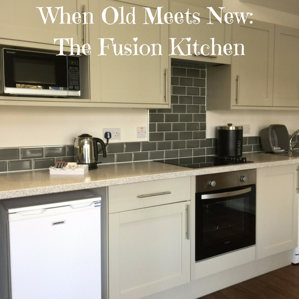 When Old Meets New: The Fusion Kitchen