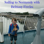 Sailing to Normandy with Brittany Ferries