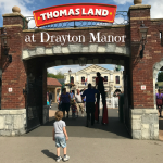 Thomas Land at Drayton Manor