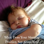 What Does Your Sleeping Position Say About You-
