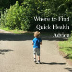 Where to Find Quick Health Advice