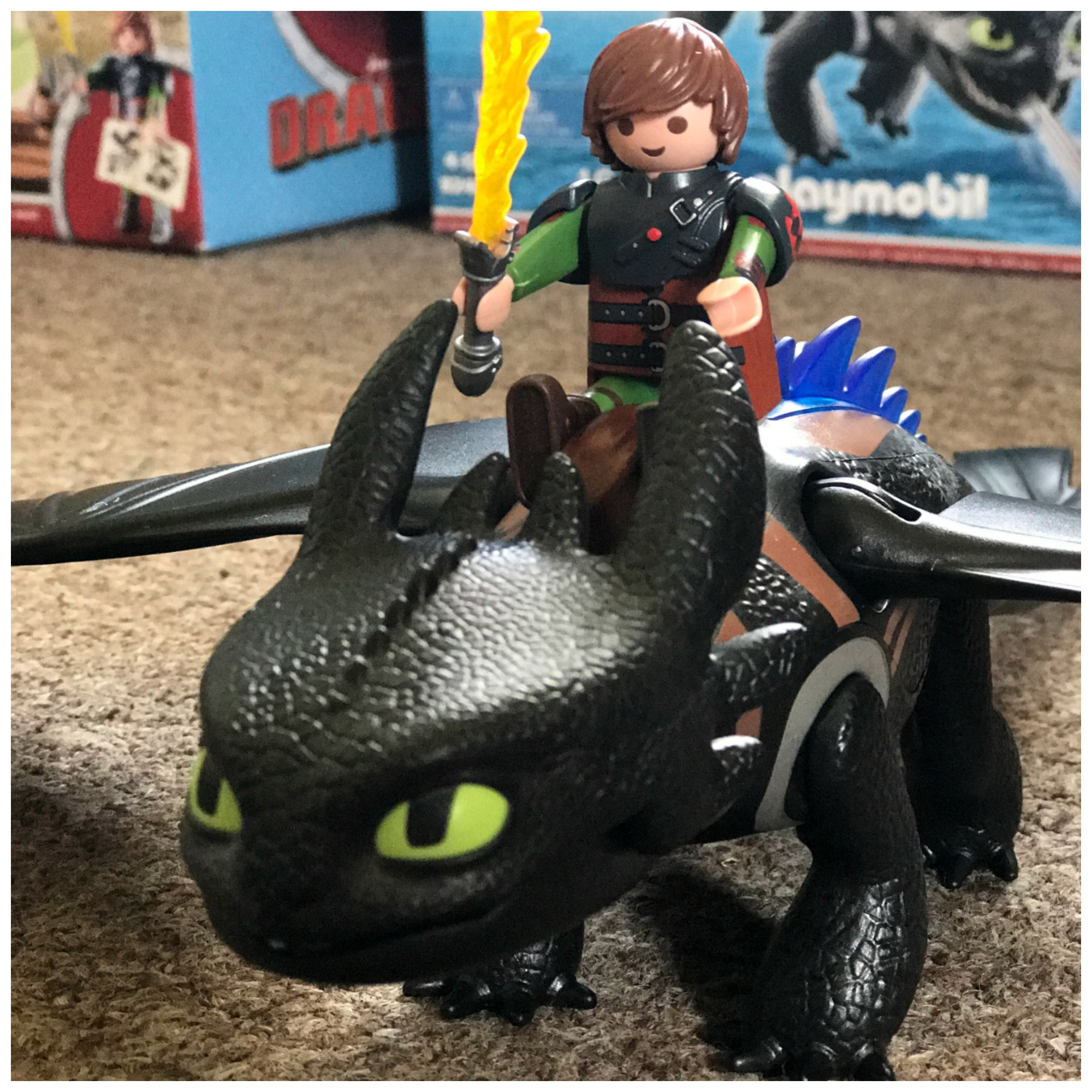 playmobile dragons 19
