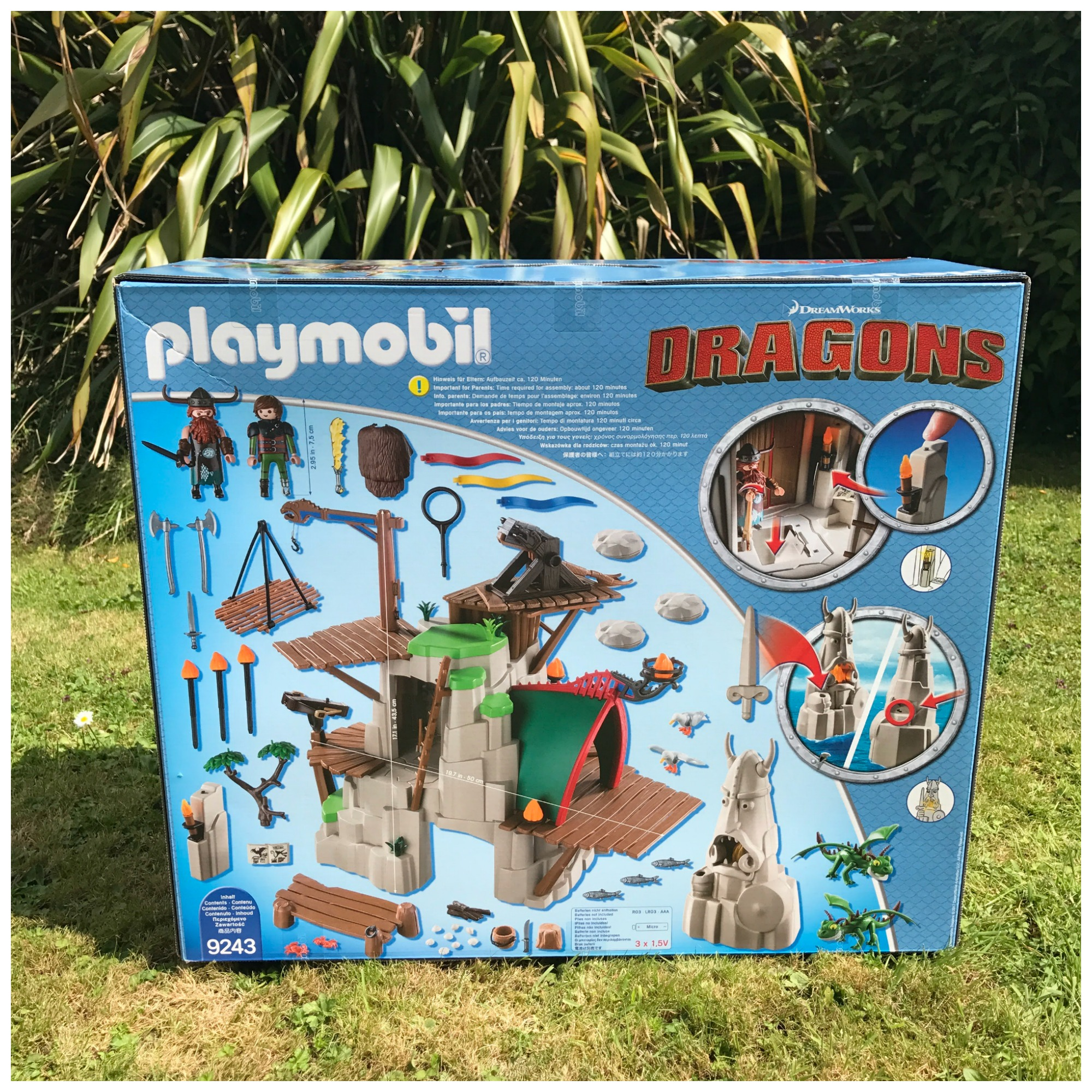 playmobile dragons 4