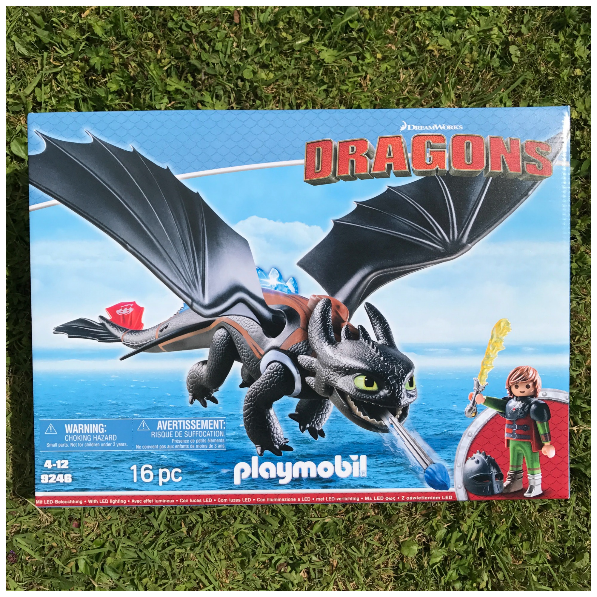 playmobile dragons 7