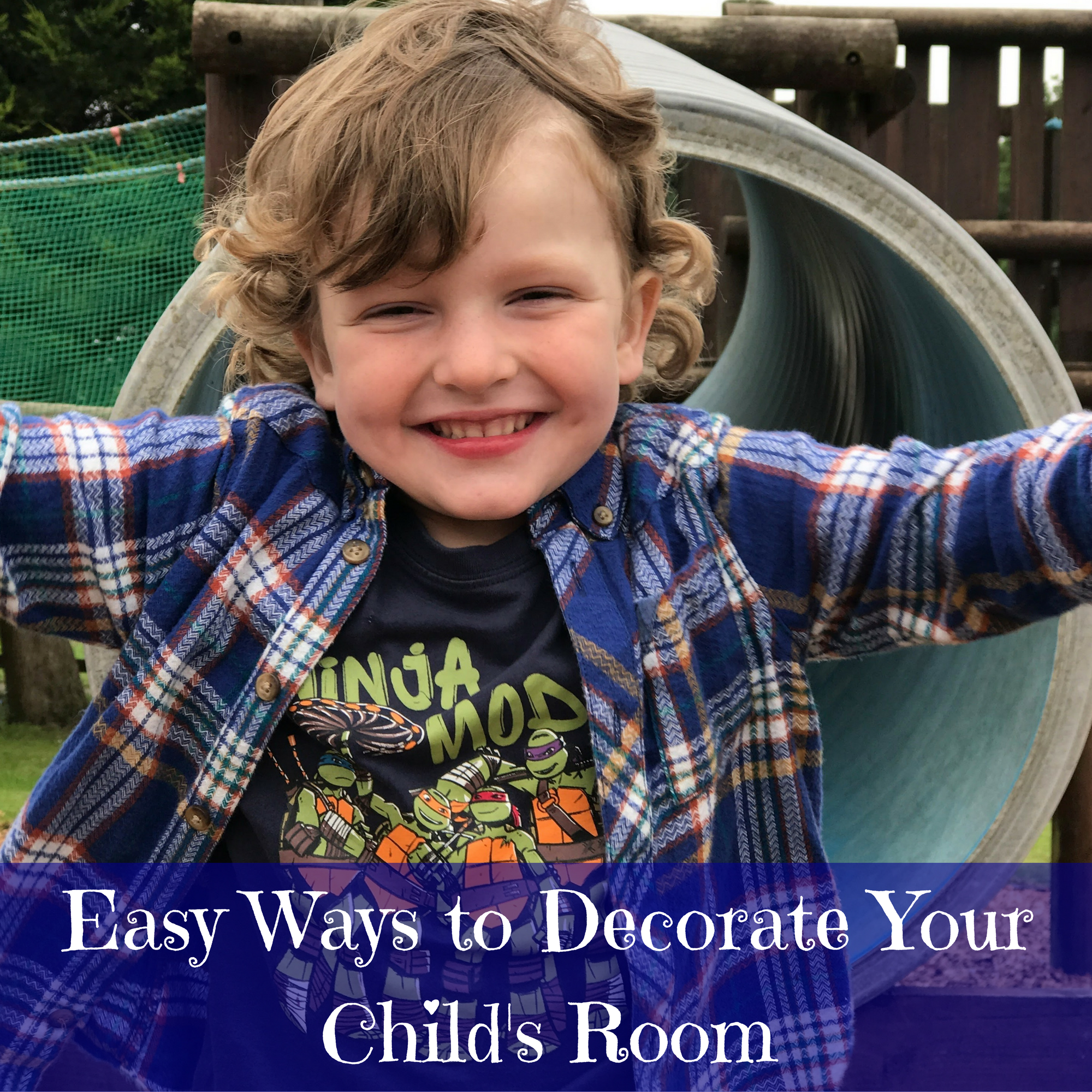 Easy Ways to Decorate Your Child's Room