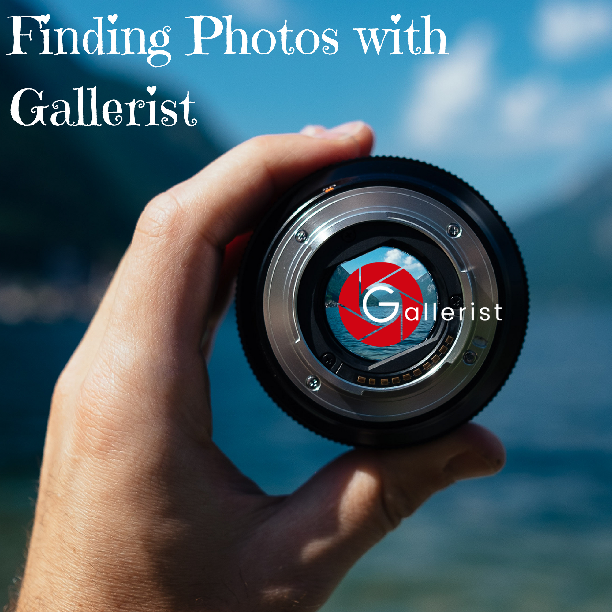 Finding Photos with Gallerist