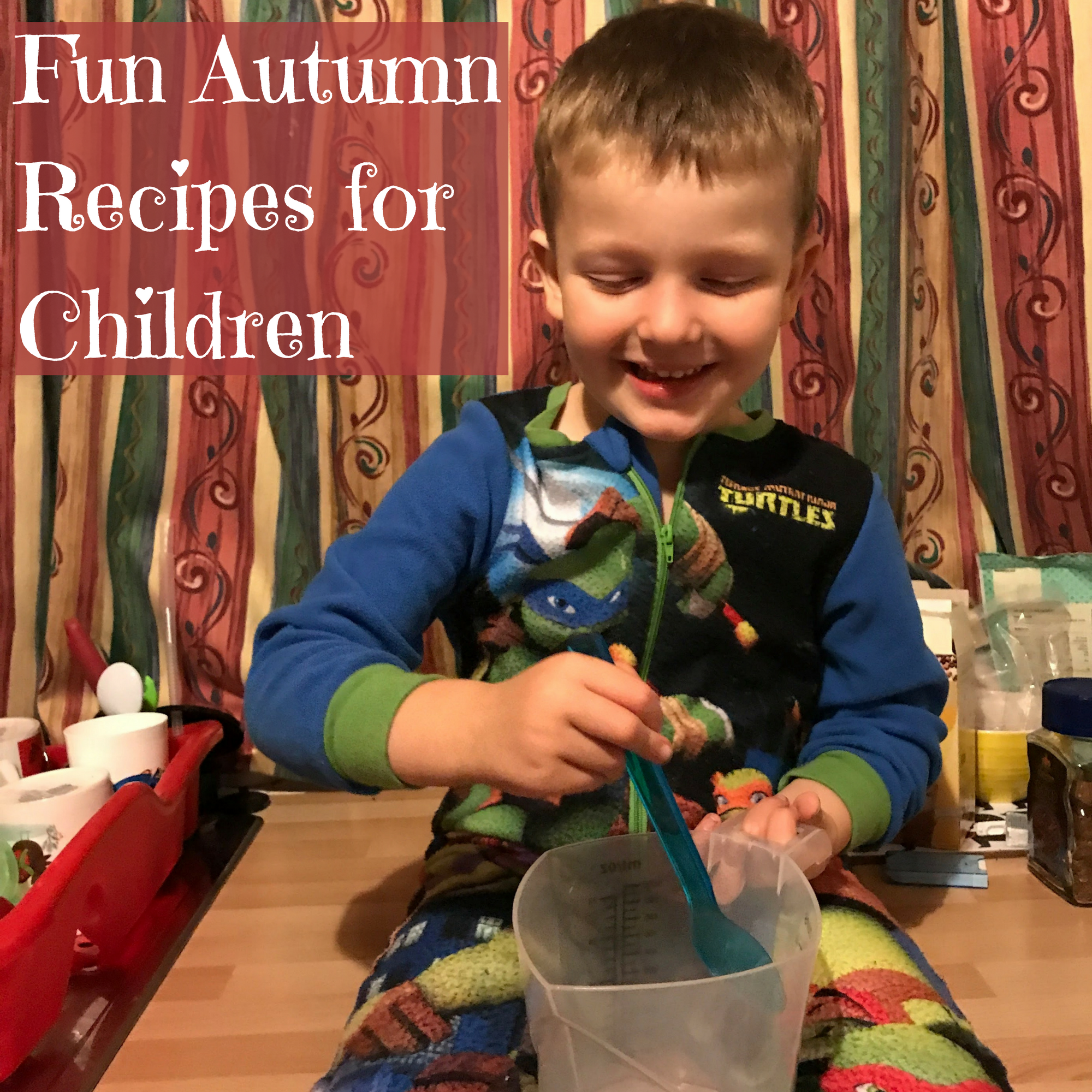 Fun Autumn Recipes for Children