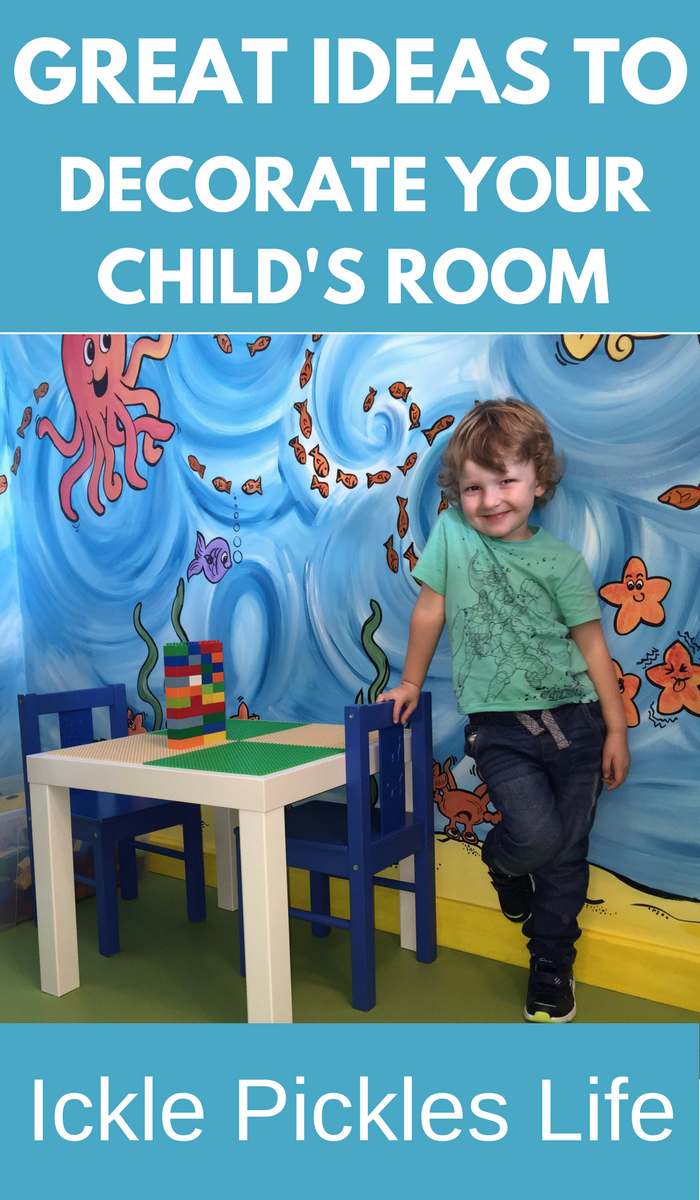 Decorate Your Child's Room