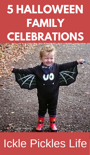 Halloween Family Toddler Celebrations