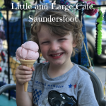 Little and Large Cafe, Saundersfoot