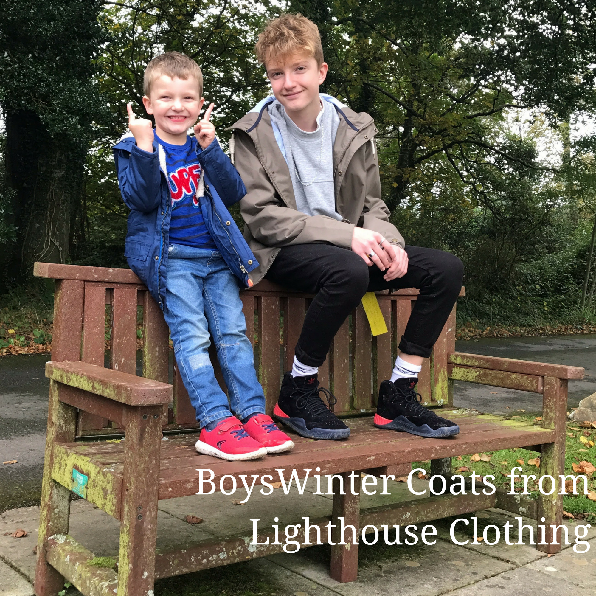 Boys Winter Coats from Lighthouse Clothing