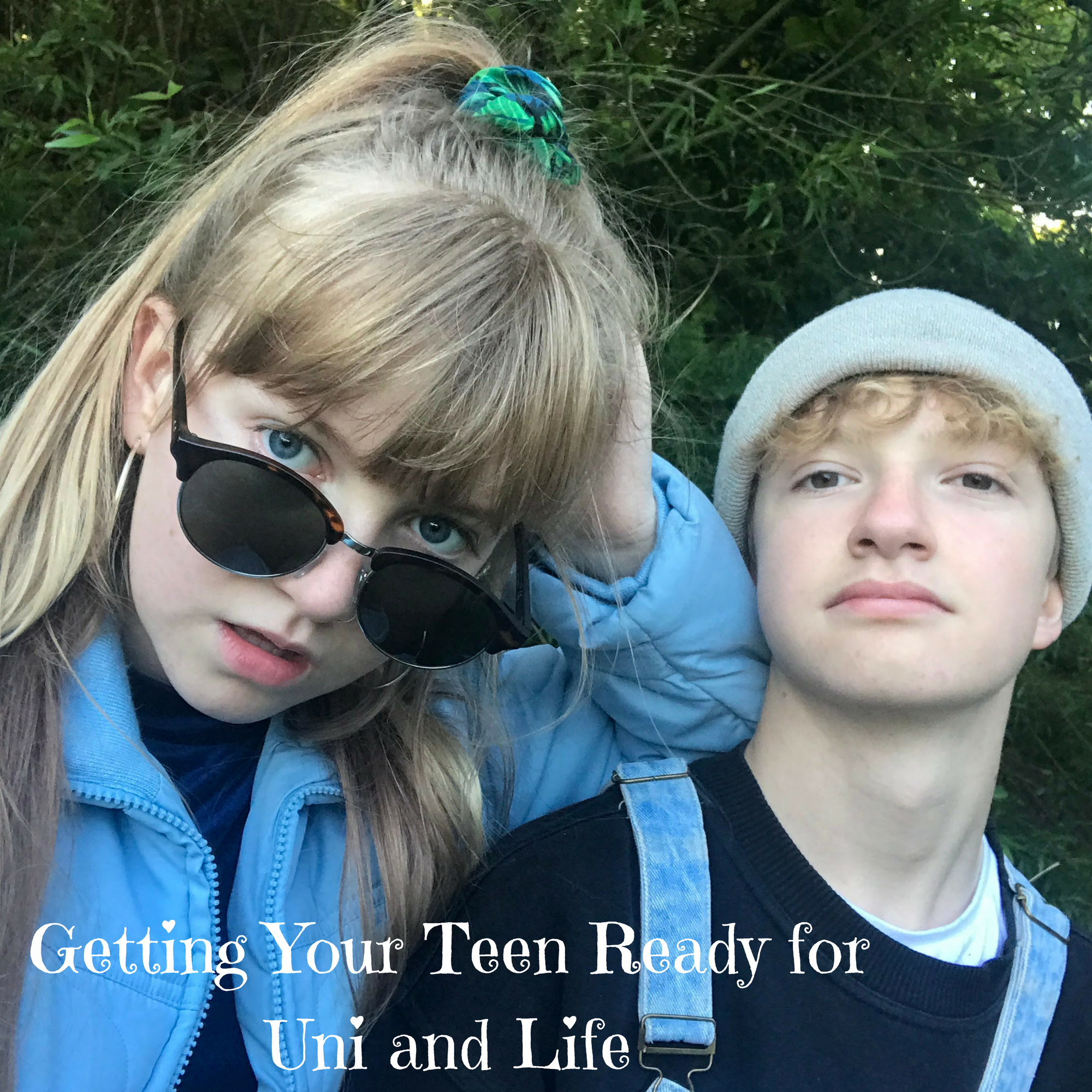 Getting Your Teen Ready for Uni and Life