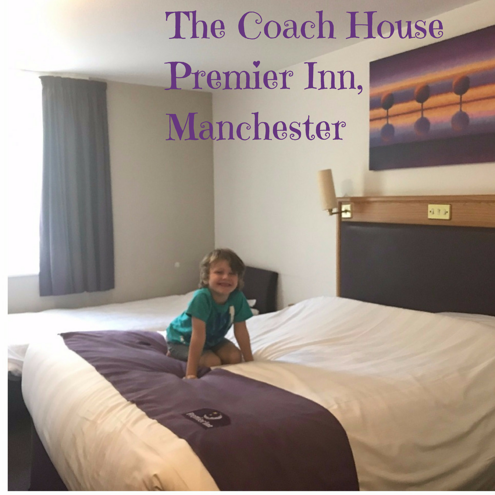 The Coach House Premier Inn, Manchester