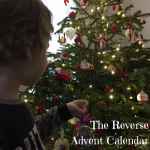 The Reverse Advent Calendar