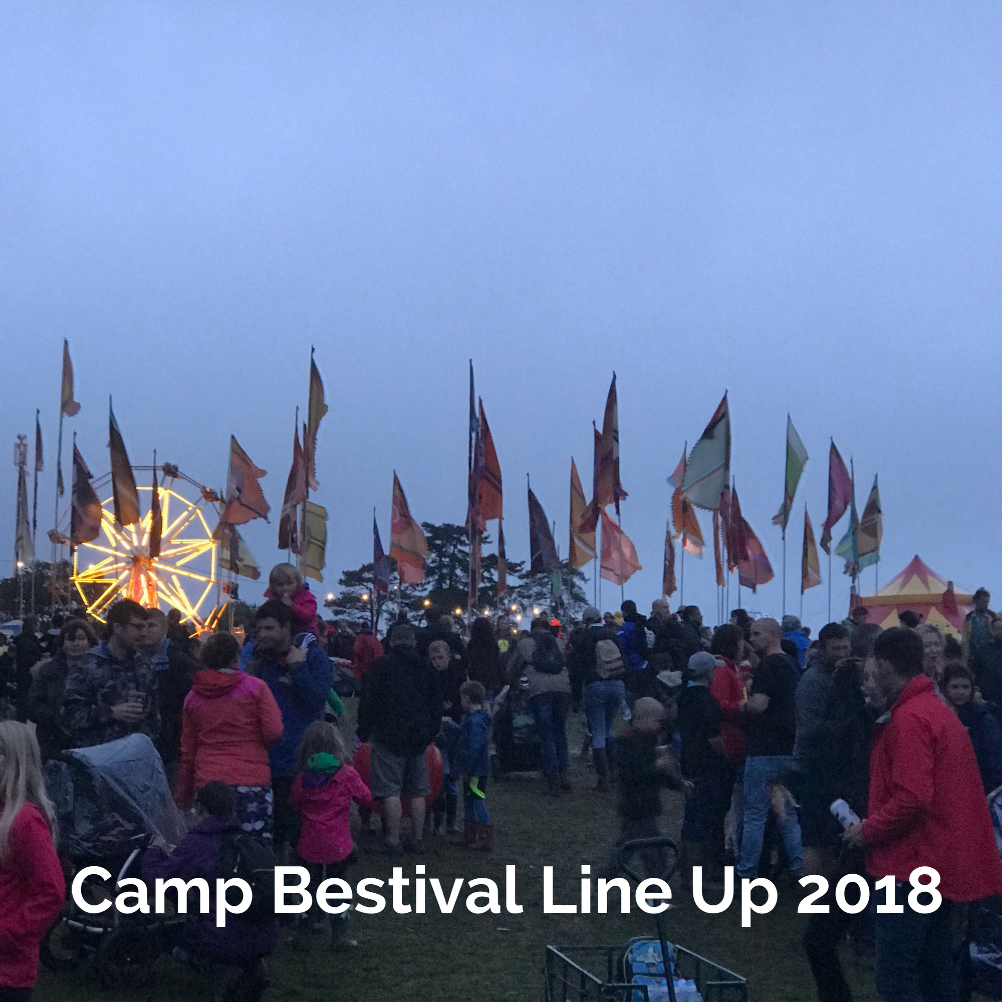 Camp Bestival Line Up 2018