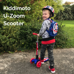Kiddimoto U-Zoom Scooter