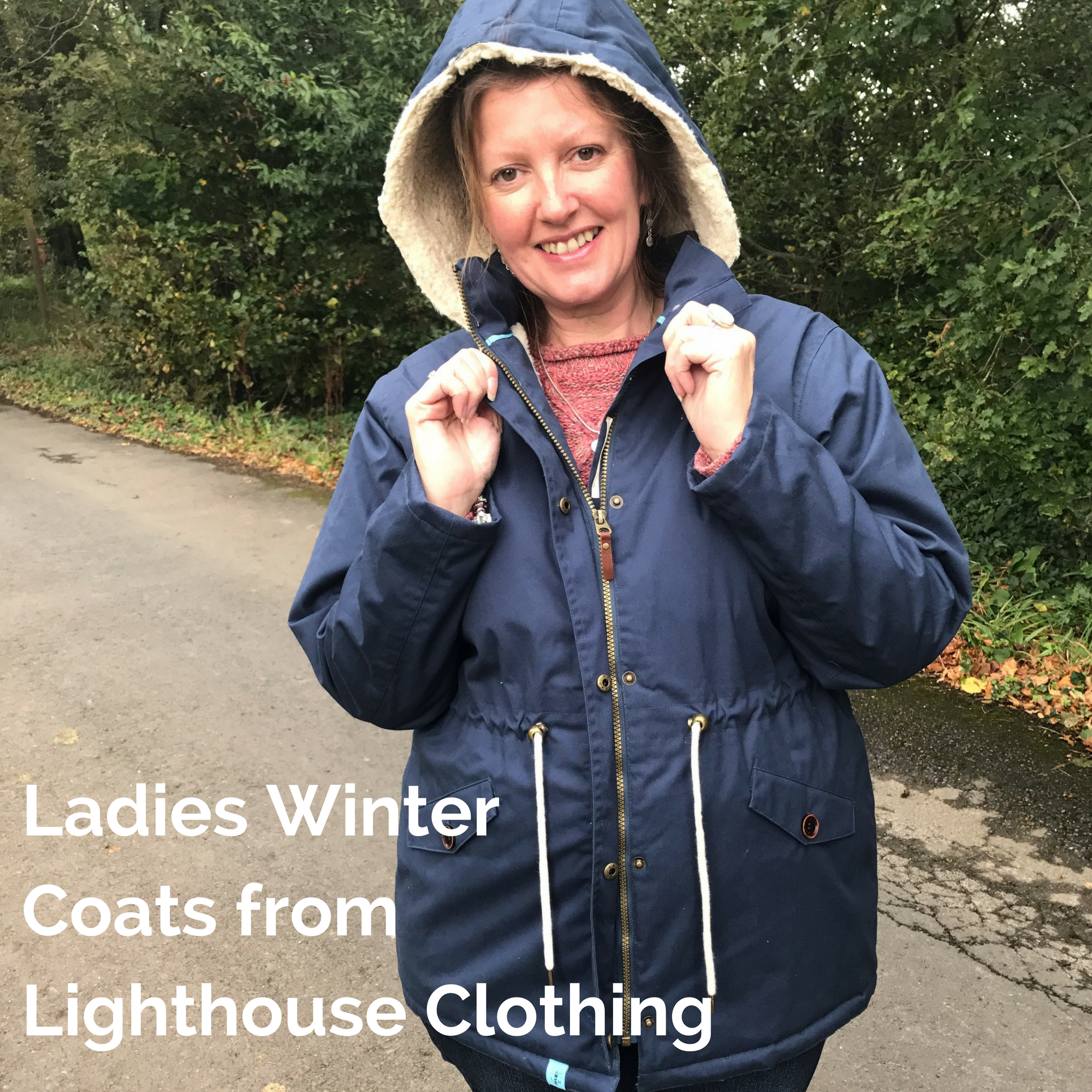 Ladies Winter Coats from Lighthouse Clothing