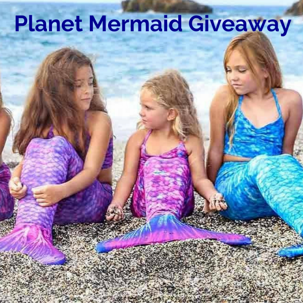 Planet Mermaid Giveaway