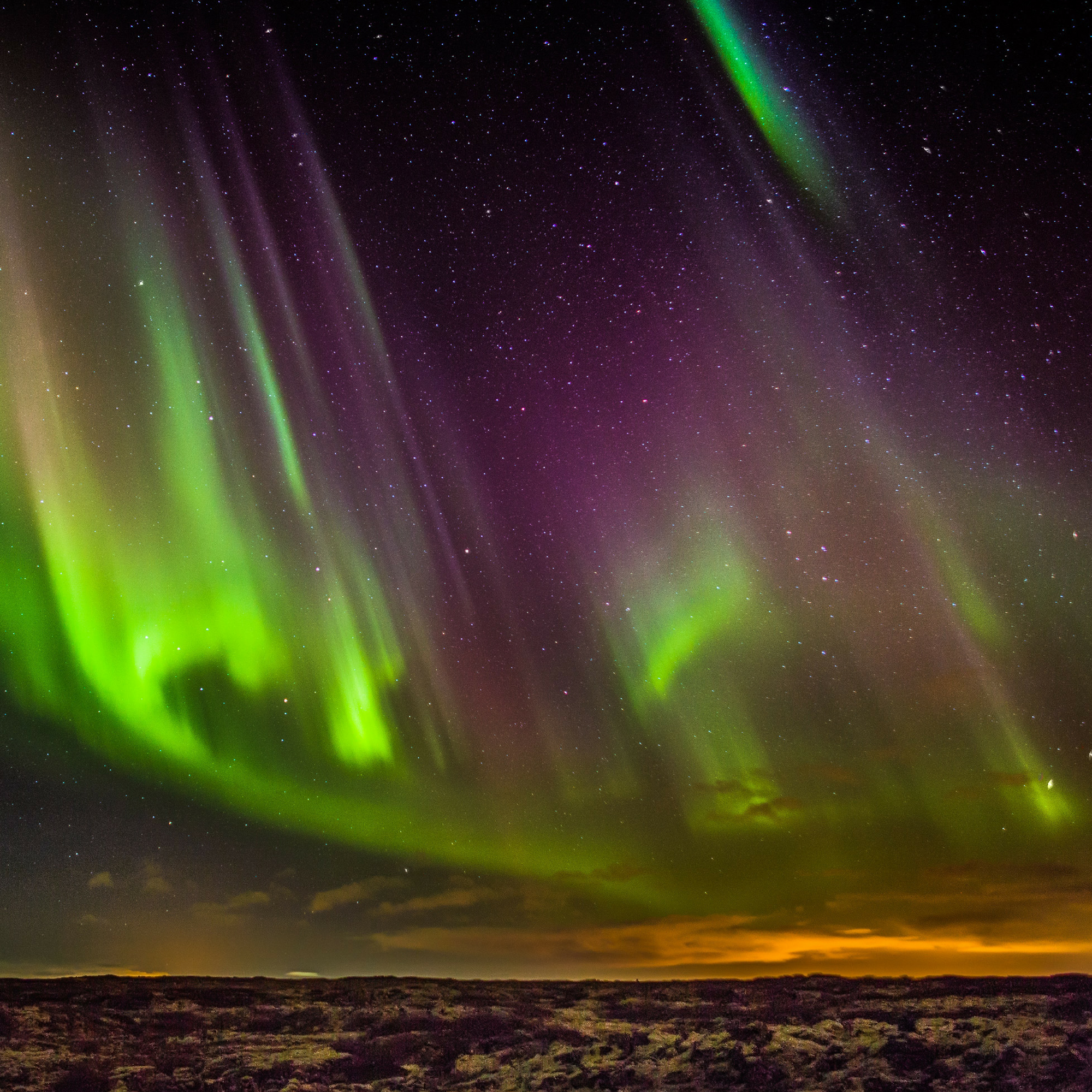 Guide to the Northern Lights in Iceland
