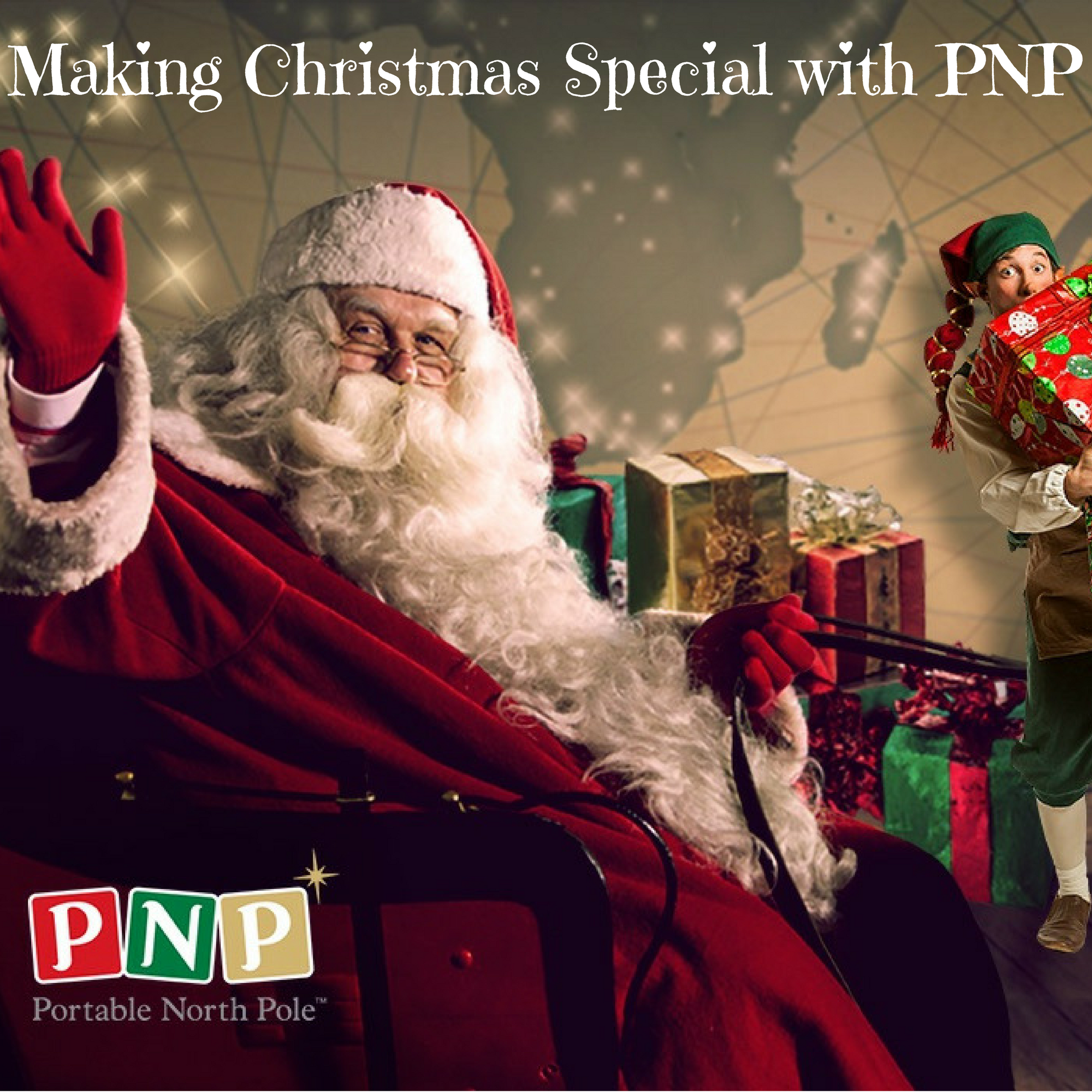 Making Christmas Special with PNP