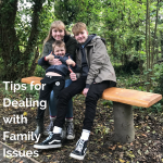 Tips for Dealing with Family Issues