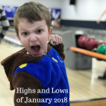 Highs and Lows of January 2018