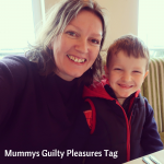 Mummys Guilty Pleasures Tag