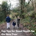 Top Tips for Good Health for the New Year