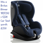 Win a Britax Trifix2 Car Seat worth £250