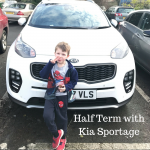 Half Term with Kia Sportage