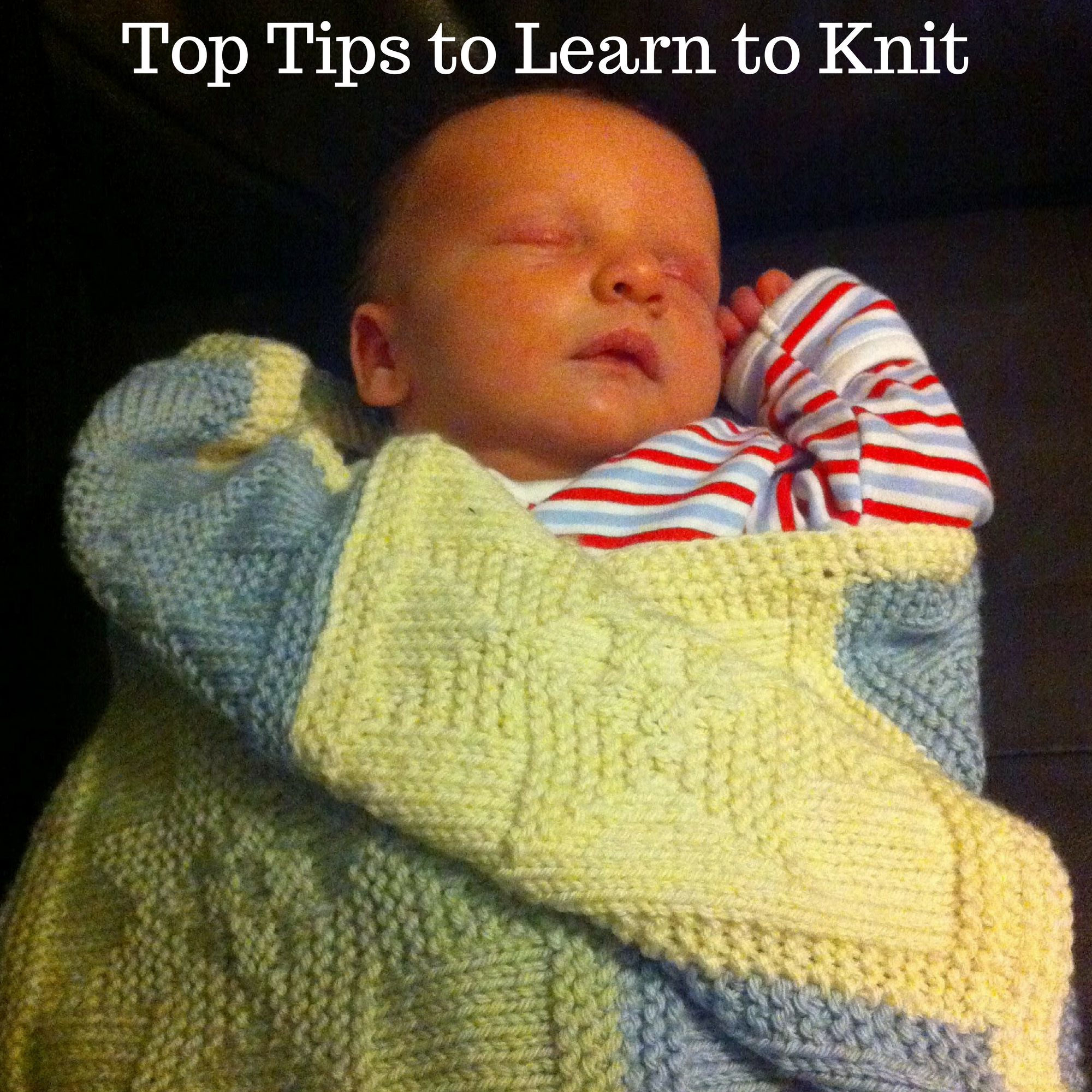 Top Tips to Learn to Knit