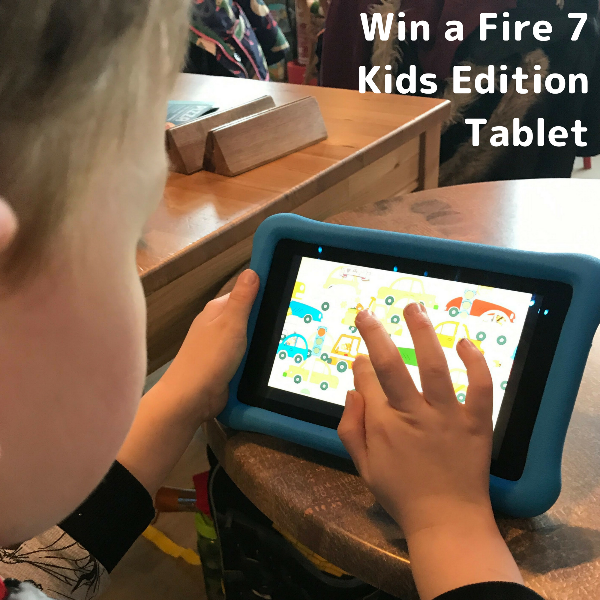 Win a Fire 7 Kids Edition Tablet (1)