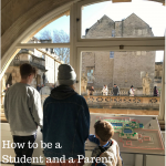 How to be a Student and a Parent