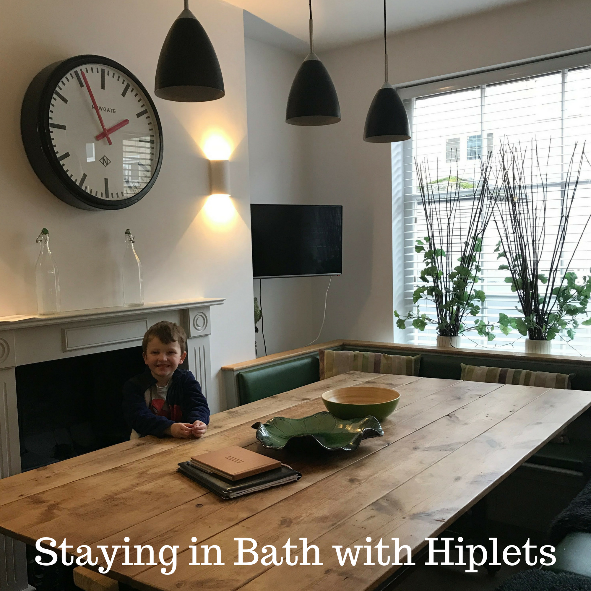 Staying in Bath with Hiplets