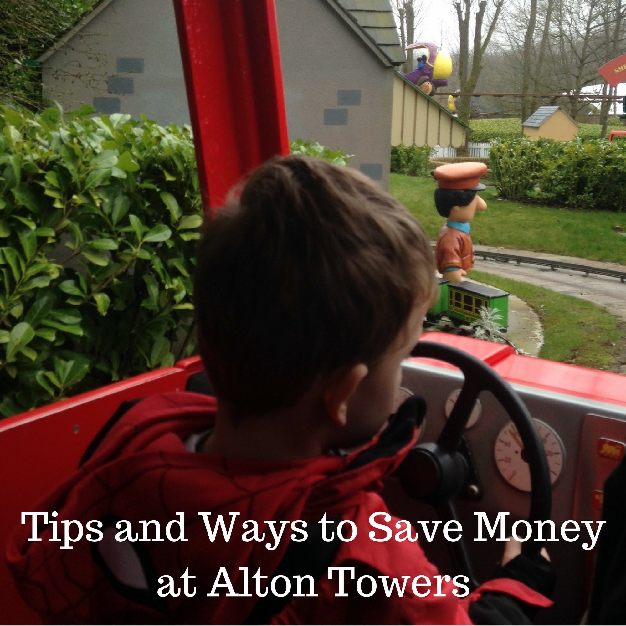 Tips and Ways to Save Money at Alton Towers