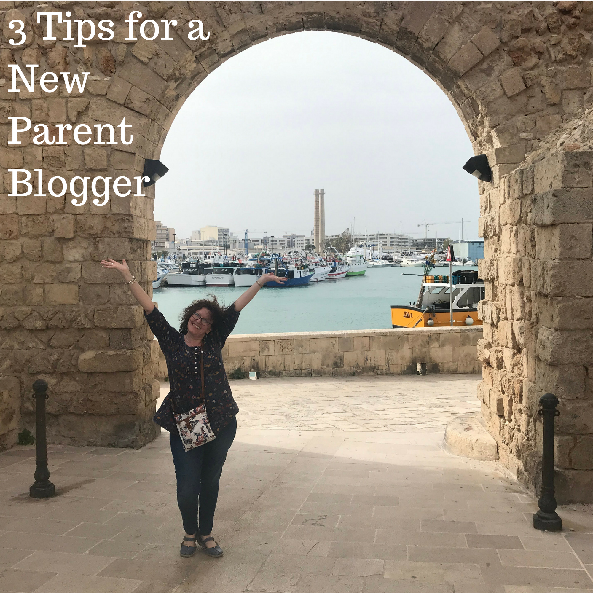 3 Tips for a New Parent Blogger