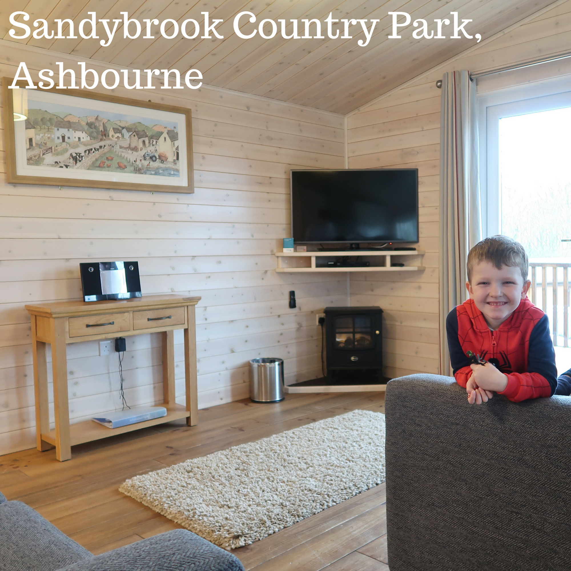 Sandybrook Country Park, Ashbourne