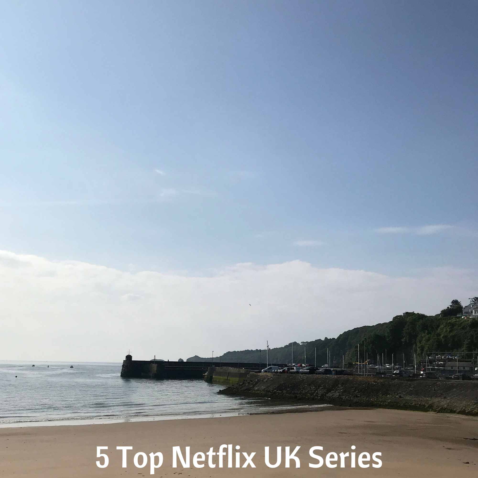 5 Top Netflix UK Series