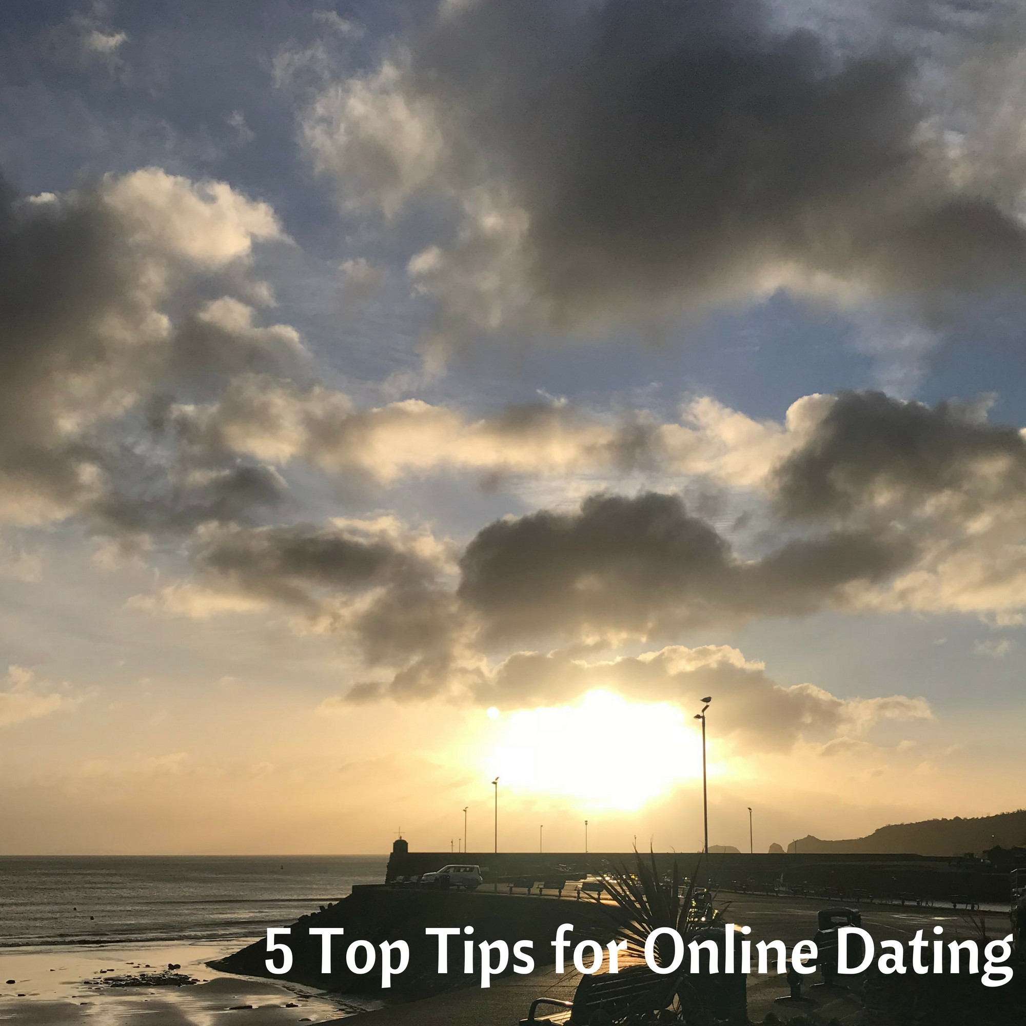 5 Top Tips for Online Dating