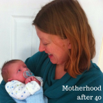 Motherhood after 40