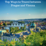 Top Ways to Travel between Prague and Vienna