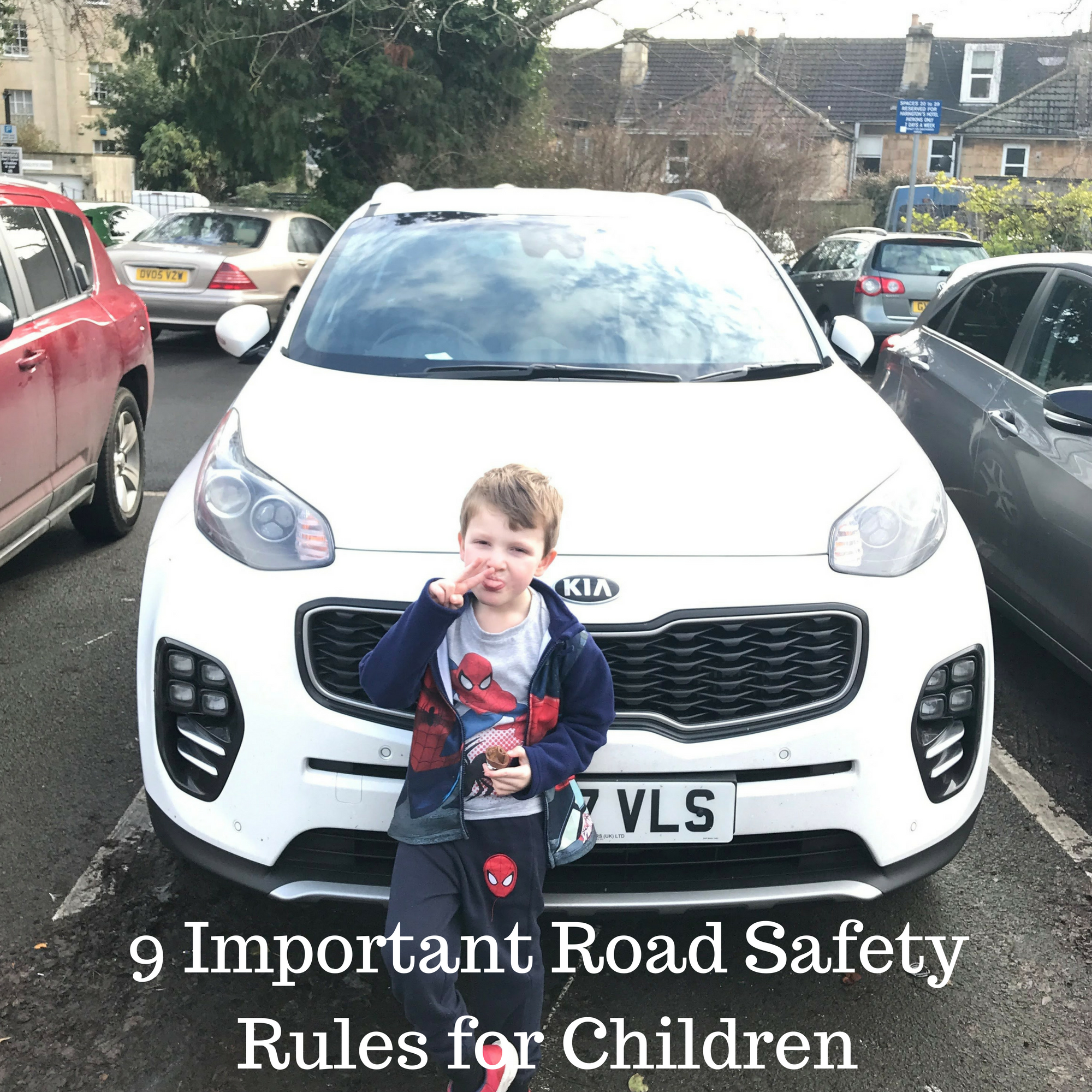 9 Important Road Safety Rules for Children