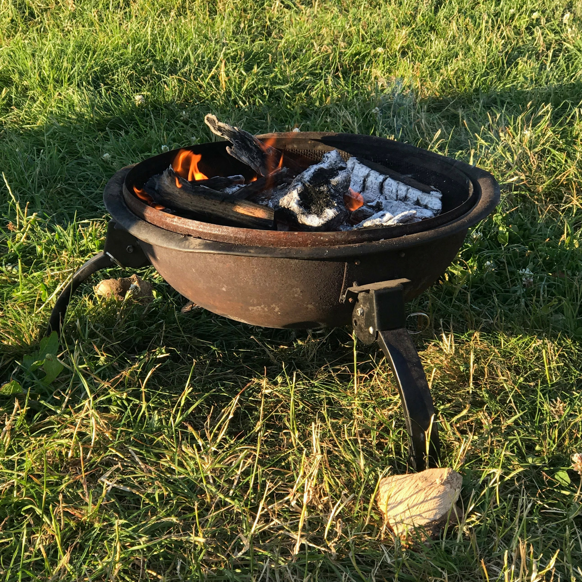 Camping in Pembrokeshire for £5 (3)