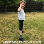 Vanish Gold PowerGel Works Wonders